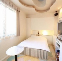 ☆スタンダードダブル お部屋の大きさ25~28平米  ベットサイズ 160×120