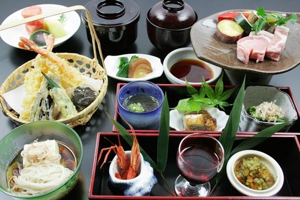 <さき楽14>【2食付プラン】ご夕食はお手軽な選べる和食御膳プラン!