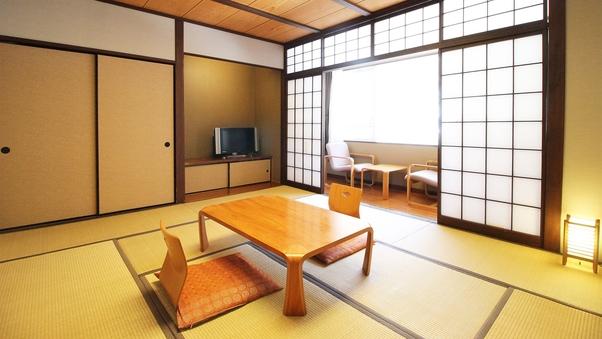 和室10畳+広縁(禁煙)