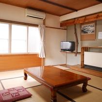 *和室10畳/全室無料Wi-fi完備です。