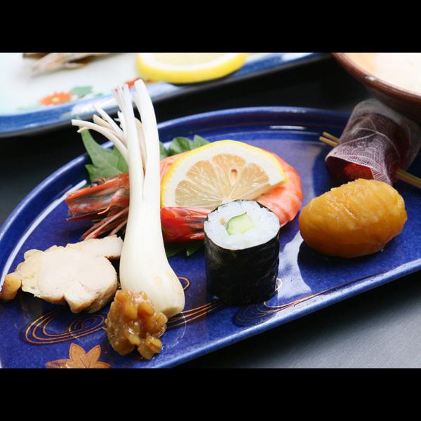 ★*旬の食材を使用した料理をお楽しみください