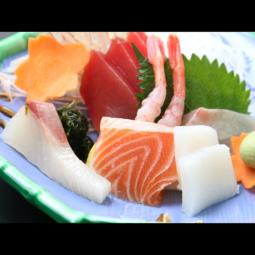 ★*【夕食一例】刺身