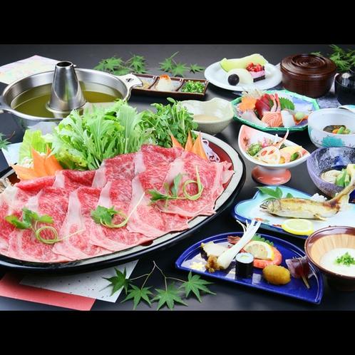 ★*掛川茶を使った人気の国産牛のお茶しゃぶ