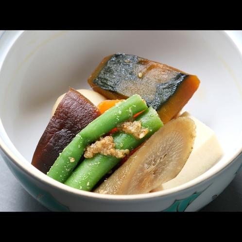 ★*【夕食一例】煮物