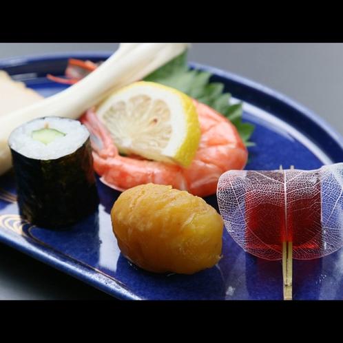 ★*【夕食一例】季節のお料理