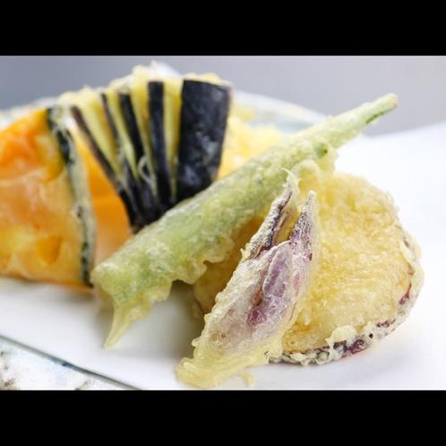 ★*【夕食一例】天ぷら