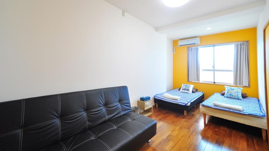 【別館一軒家タイプ】洋室部屋 広めのお部屋でゆっくりできます