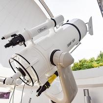 *【天球館】大分県内では最大口径の反射望遠鏡。