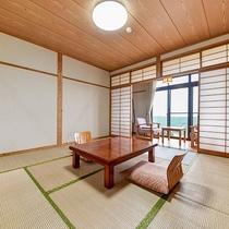 *【和室】心落ち着く和室のお部屋で、のんびりゆっくりお過ごしください。