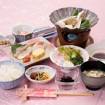 *【朝食一例】日本人の心…温かい和食をご用意致します。