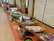 バイキング料理一例 (20140428撮影)