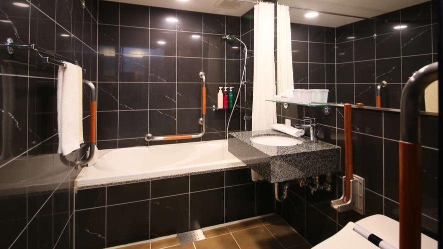 ■デラックスツイン バスルーム