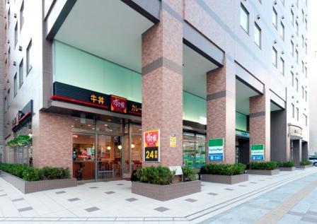 1階テナント(コンビニエンス・ストア/牛丼店)
