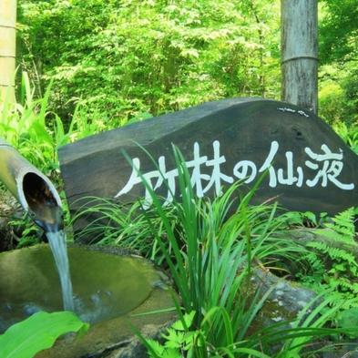 【定番】大自然露天風呂を貸切で満喫&熊本グルメ堪能《部屋食》プラン♪♪