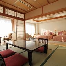 【客室】和洋室