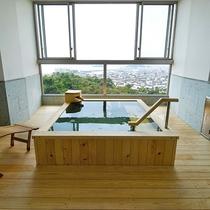 【客室】露付特別室202(風呂)