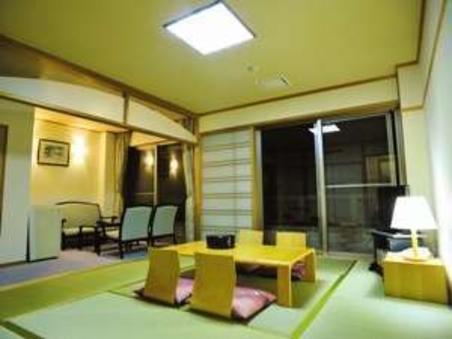 12畳和室洋間付【お風呂・トイレ付】