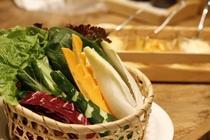 焼肉コース野菜焼イメージ