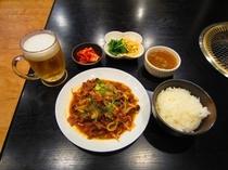 夕食付きプラン1