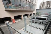 ホテル専用駐車場(有料 完全予約制)