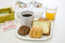 軽朝食無料セルフサービス♪