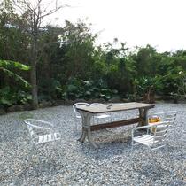 *お庭/広いお庭でのんびりと過ごすひとときを。宮古島の風が優しく迎えてくれます。