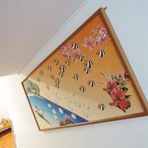 *館内の様子/南国の海と自然を気軽に味わえるカジュアルな雰囲気。