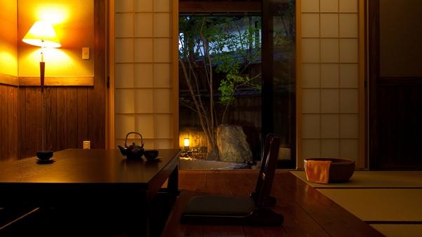 【お部屋おまかせ】露天風呂付き和室20畳