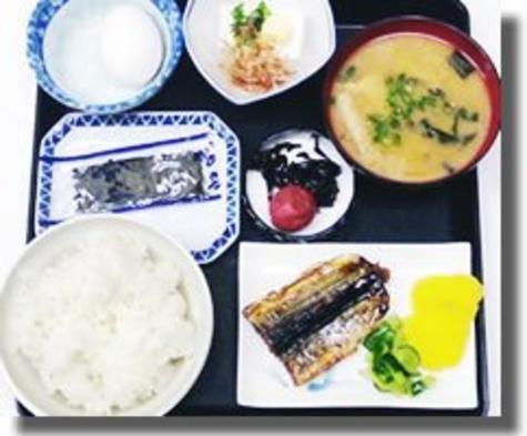 【朝食付きプラン】(和定食)