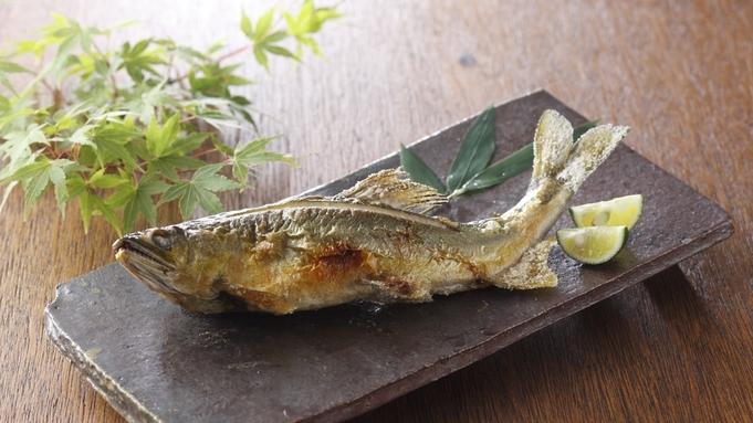 【筑後川名物 鮎の塩焼き】期間限定★身がふわっふわな鮎を塩焼きでいかがですか♪<2食付>