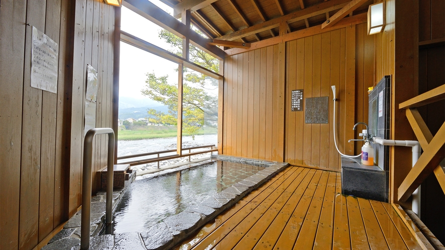 *ふくせんかは源泉かけ流しのつるすべ温泉!福岡から車で約1時間
