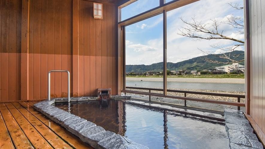 *【大浴場】男湯・女湯ともに寝湯がございます。(ご利用時間:朝6時30分~夜11時)
