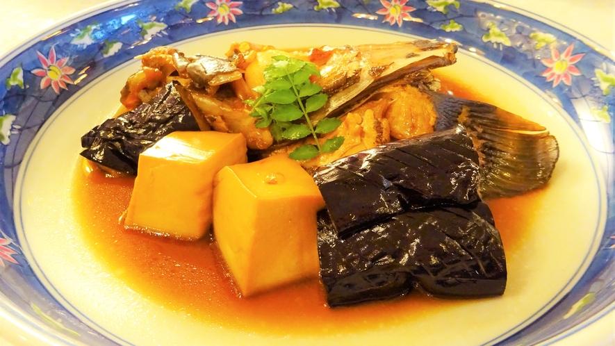 【クエ会席/夕食一例】クエのあら炊き