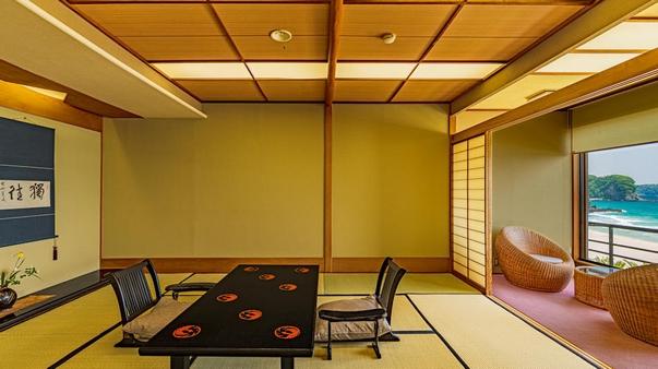 【禁煙室】スィートタイプ10畳+6畳+化粧間+広縁 部屋食
