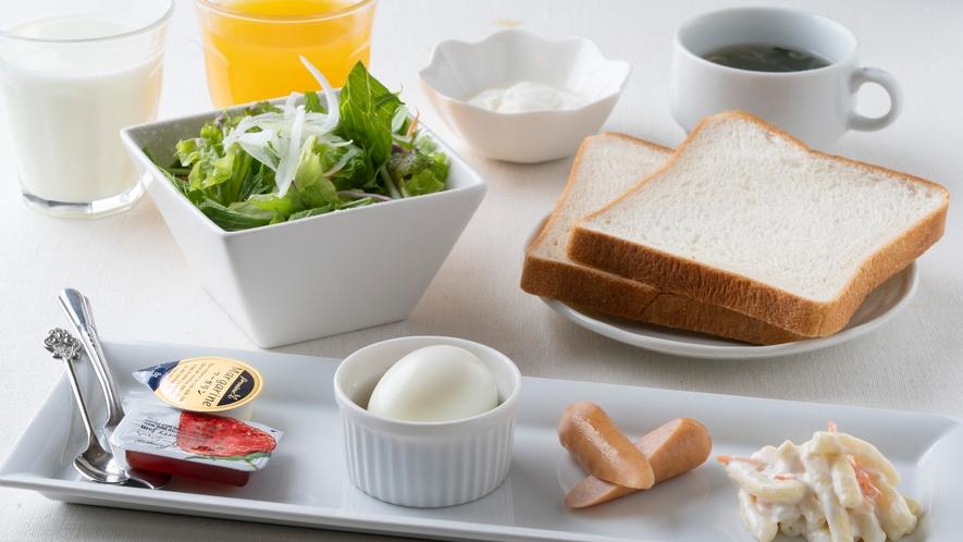 ★朝食洋食