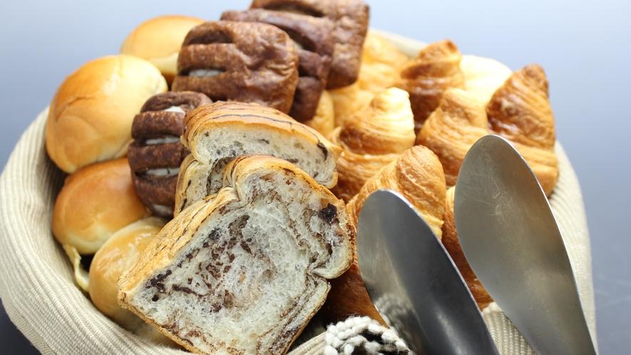 40種類の和洋朝食バイキング