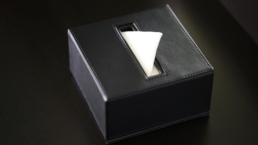 客室ティッシュBOX