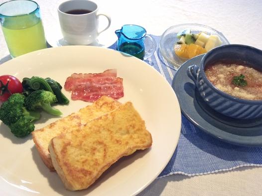 テラスに外風呂付Bタイプ 日替わり朝食付プラン