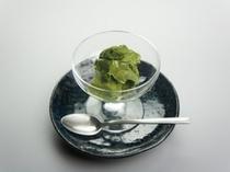 抹茶アイス