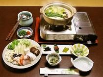 【鍋チョイスプラン】魚すき鍋