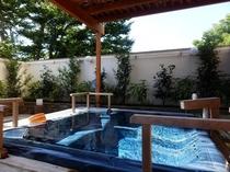 【貸切露天風呂】南飛騨の新鮮な空気で日頃の疲れも癒します♪