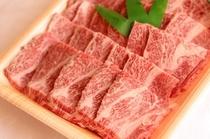 日本有数のブランド牛「飛騨牛」。その中でも質のよいA5ランクは絶品です!!