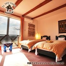 【アメリカンロッジ】客室/一例 3