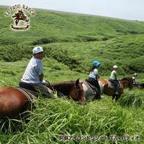 【少年少女乗馬体験】