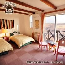 【アメリカンロッジ】客室/一例 1