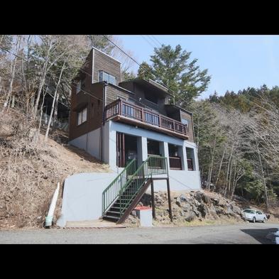 【1日1組限定】山中湖を一望♪自然に囲まれた貸別荘で周りを気にせず楽しむ
