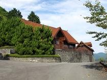 コテージ ログハウス