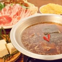 特製ニンニク鍋