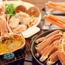 蟹フルコ-ス