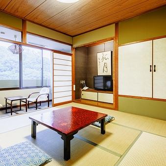 本館 和室8畳(風呂無し)(喫煙)